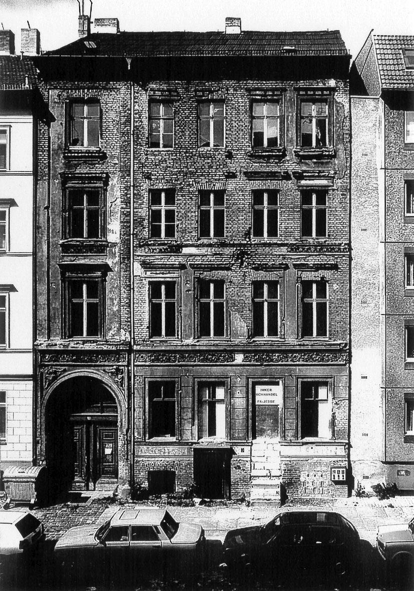 Wohn- und Geschäftshaus Max-Beer-Str. 7, Berlin-Mitte