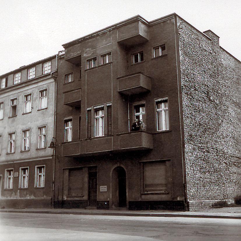 Wohn- und Geschäftshaus Gipsstraße 2, Berlin-Mitte
