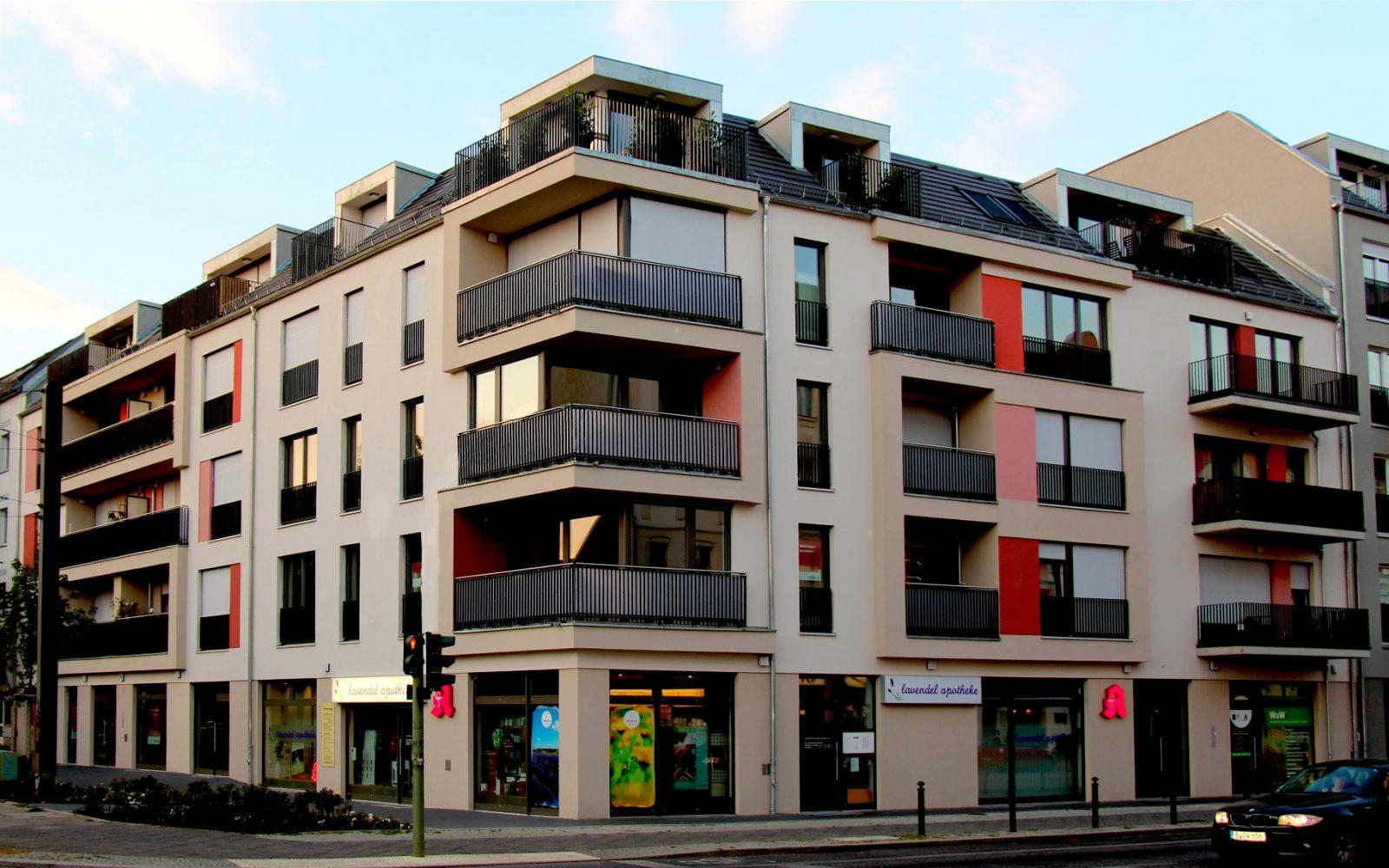 Blankenburger Str. 3-7, Berlin-Pankow: Städtebauliches Konzept und Objektplanung