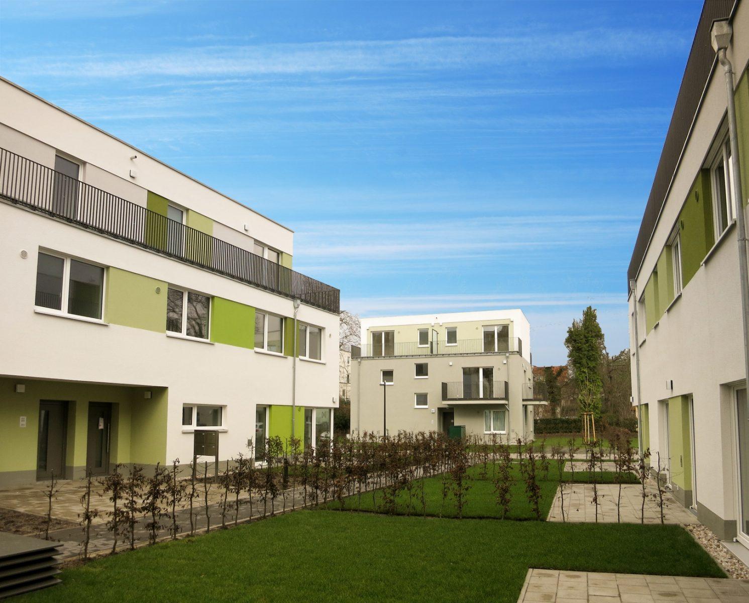 Buchholzer Straße 92-93 Städtebauliches Konzept und Objektplanung