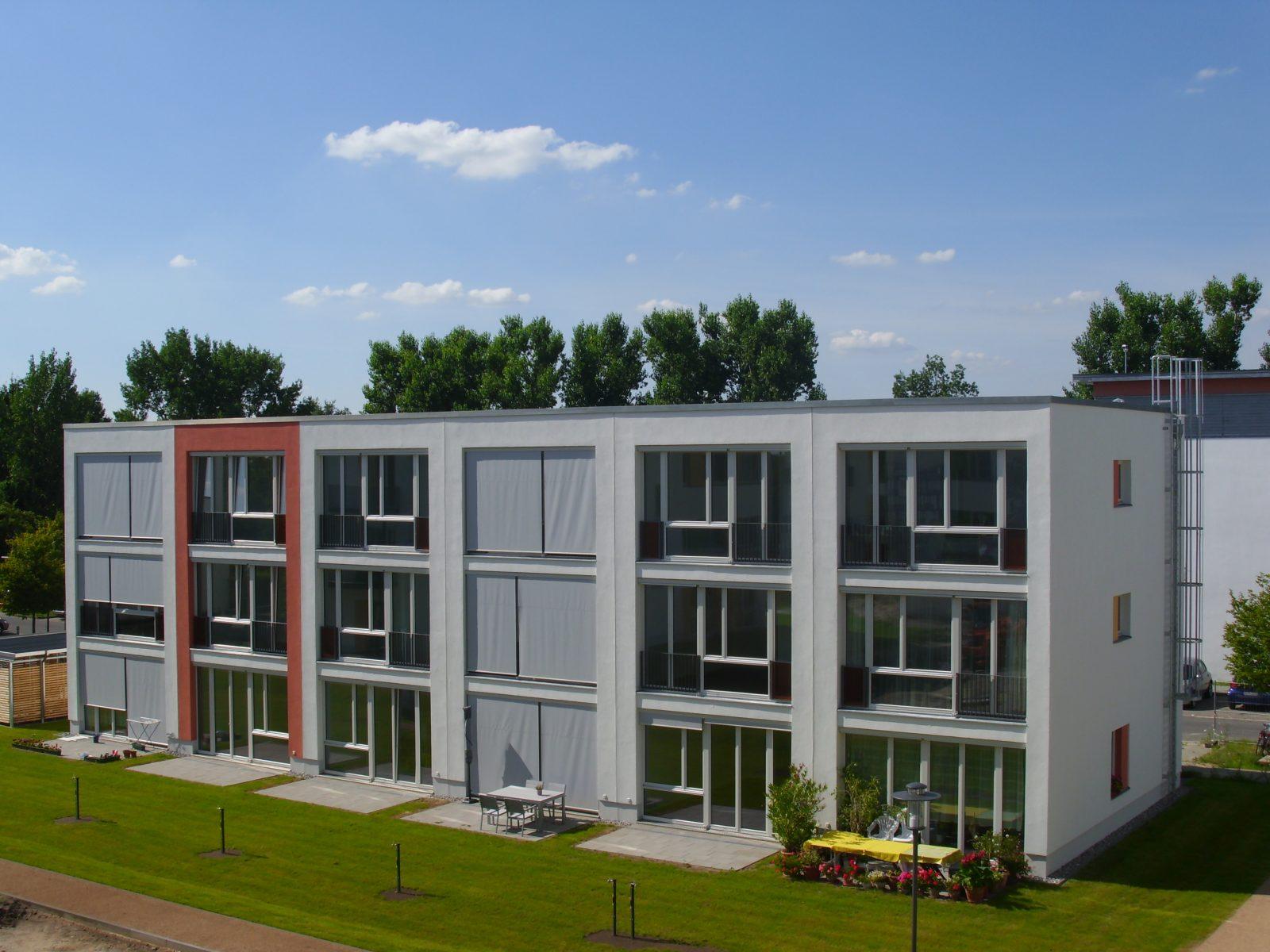 Wohngebäude – Neubau Gartenstadt Falkenberg I