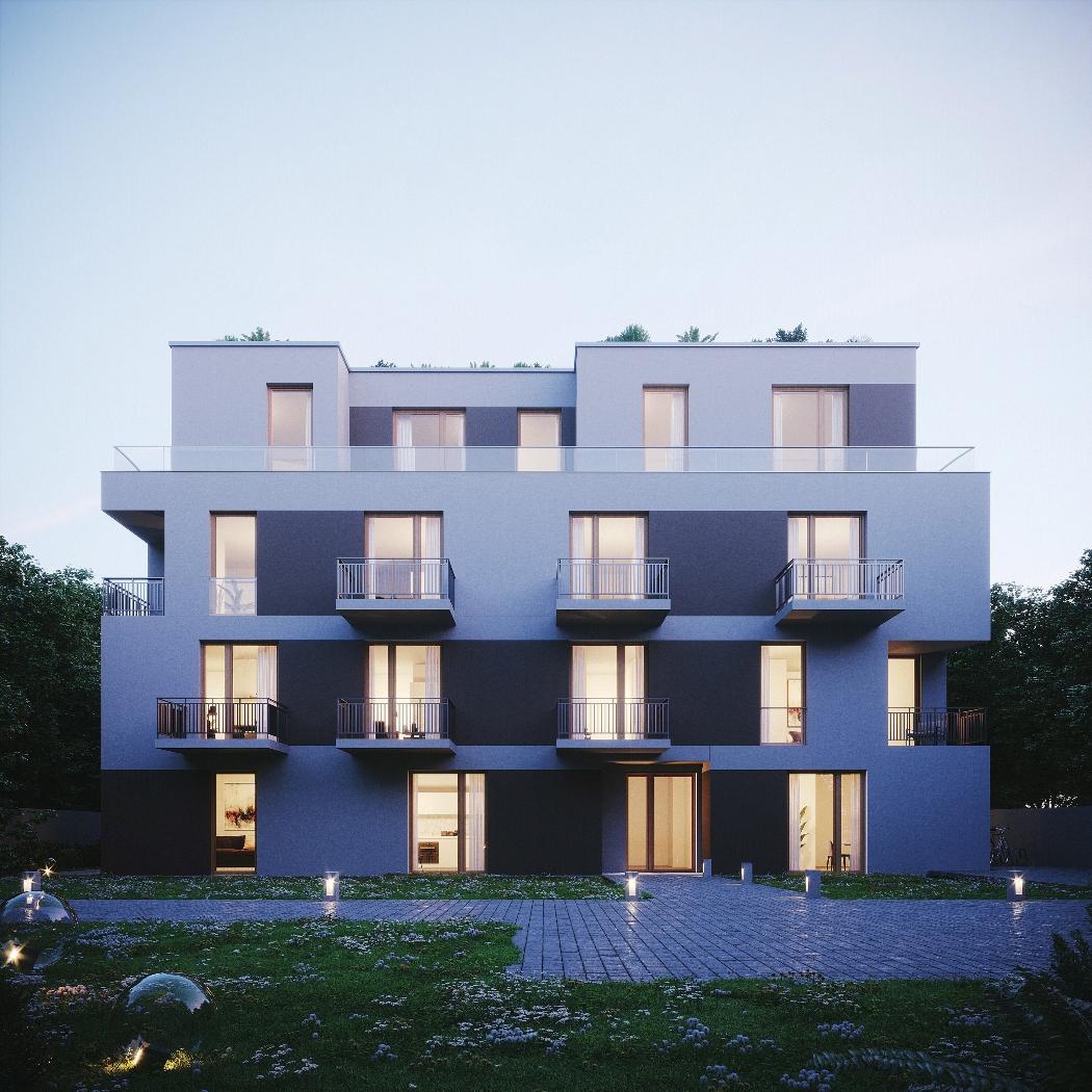 Neubau eines Wohnhauses – Nachverdichtung Osloer Straße 80, Berlin-Mitte