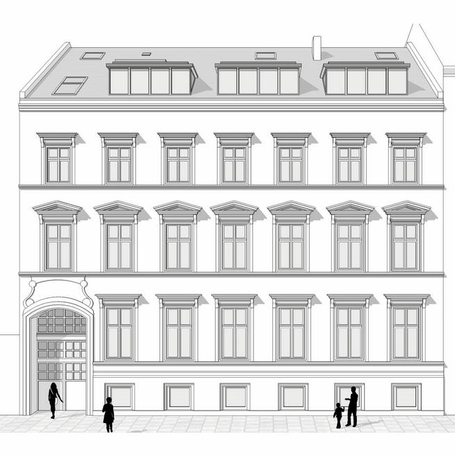 Wohn- und Beratungshaus für Frauen in Not in Berlin-Mitte