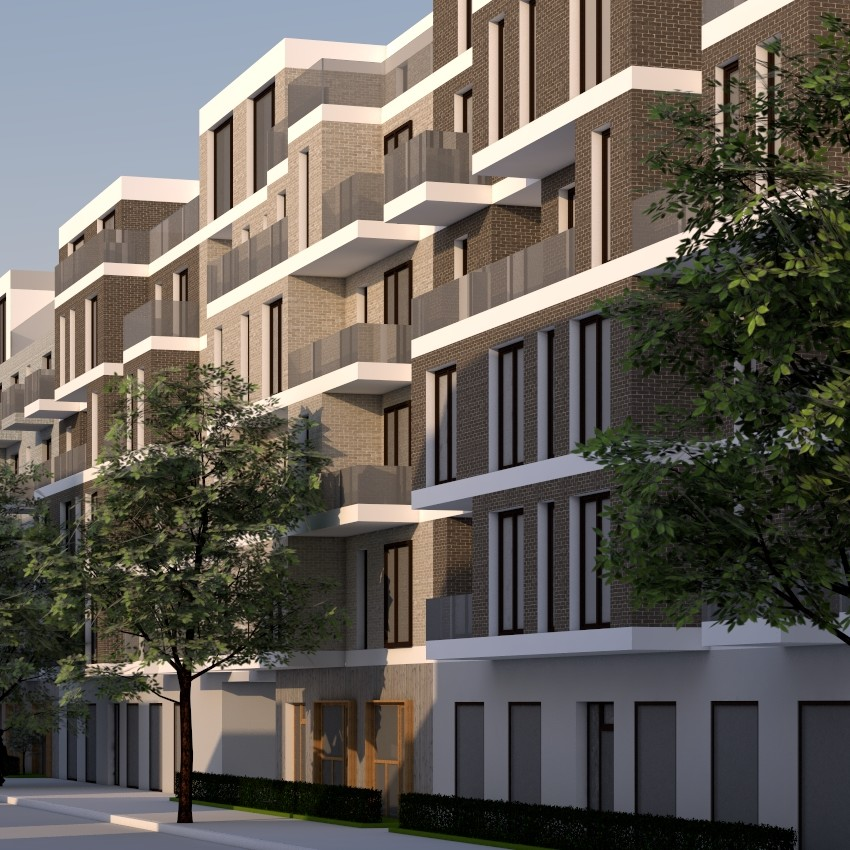 Wir suchen ein*e engagierte*n Architekt*in für ein interessantes Wohnungsbau-Vorhaben in Berlin.