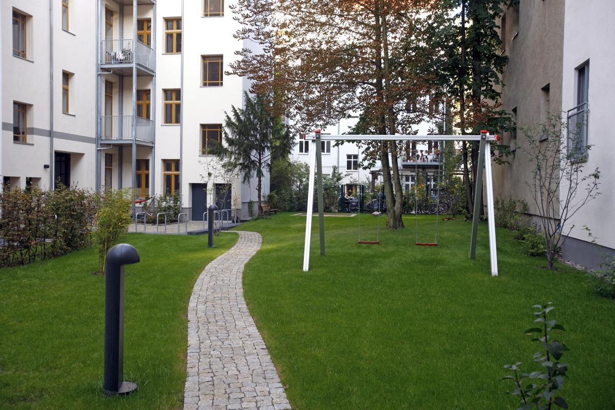 Altbausanierung Oudenarder Straße 30/31, Berlin-Wedding