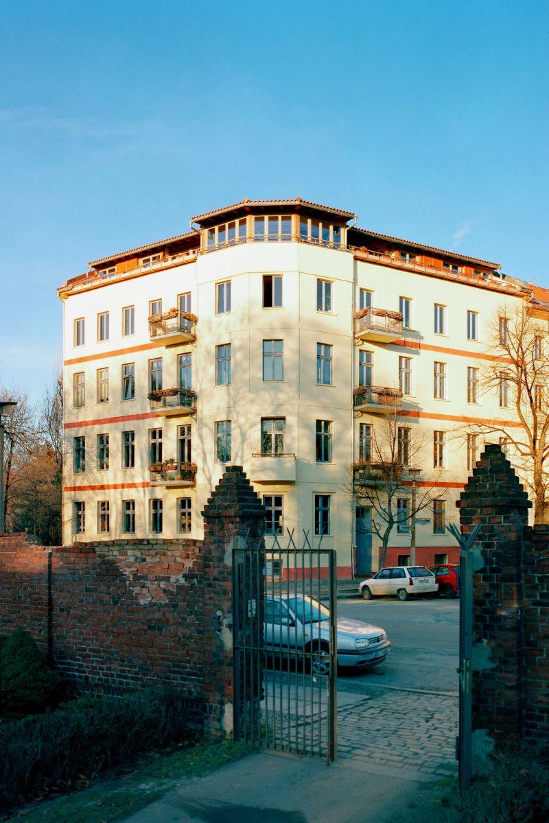 Wohnhaus Anklamer Straße 60, Berlin-Mitte