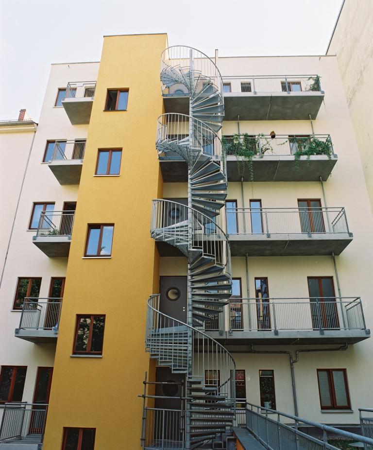 Ärztehaus Danziger Straße 5, Berlin-Prenzlauer Berg