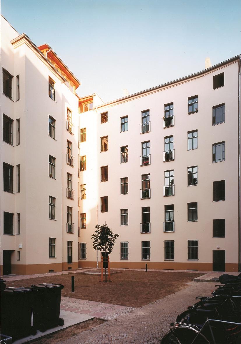Wohn- und Geschäftshaus Dunckerstraße 70, Berlin-Prenzlauer Berg