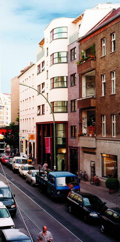 Wohn- und Geschäftshaus Oranienburger Straße 90, Berlin-Mitte