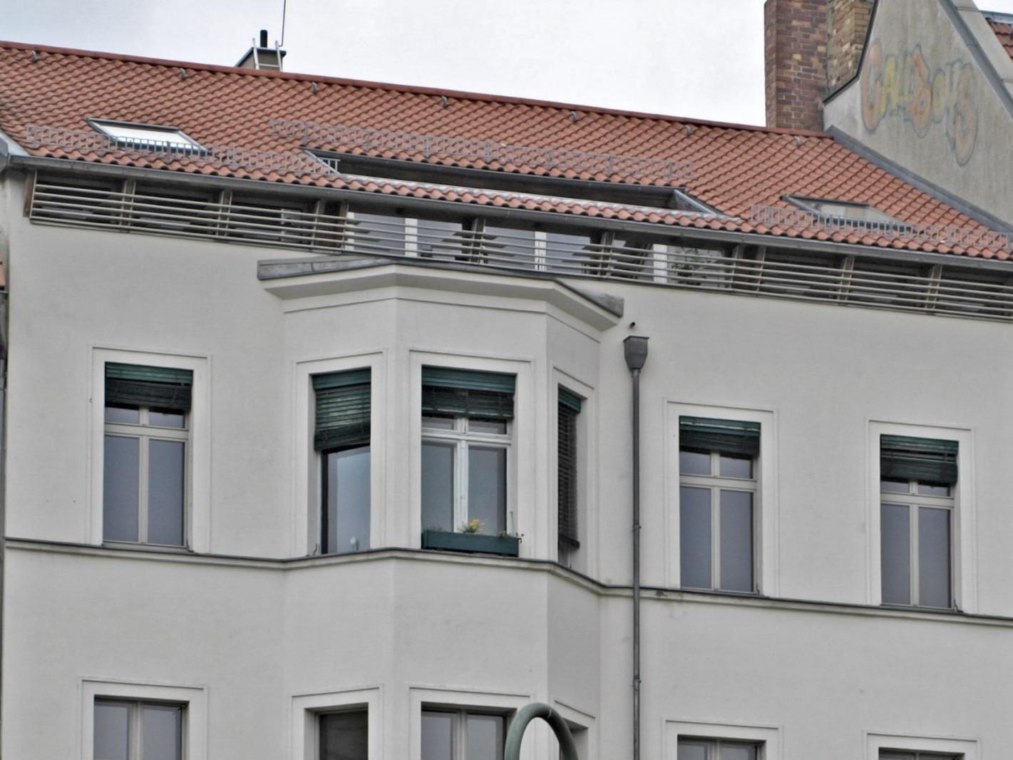 Wohnhaus Koppenplatz 10, Berlin-Mitte