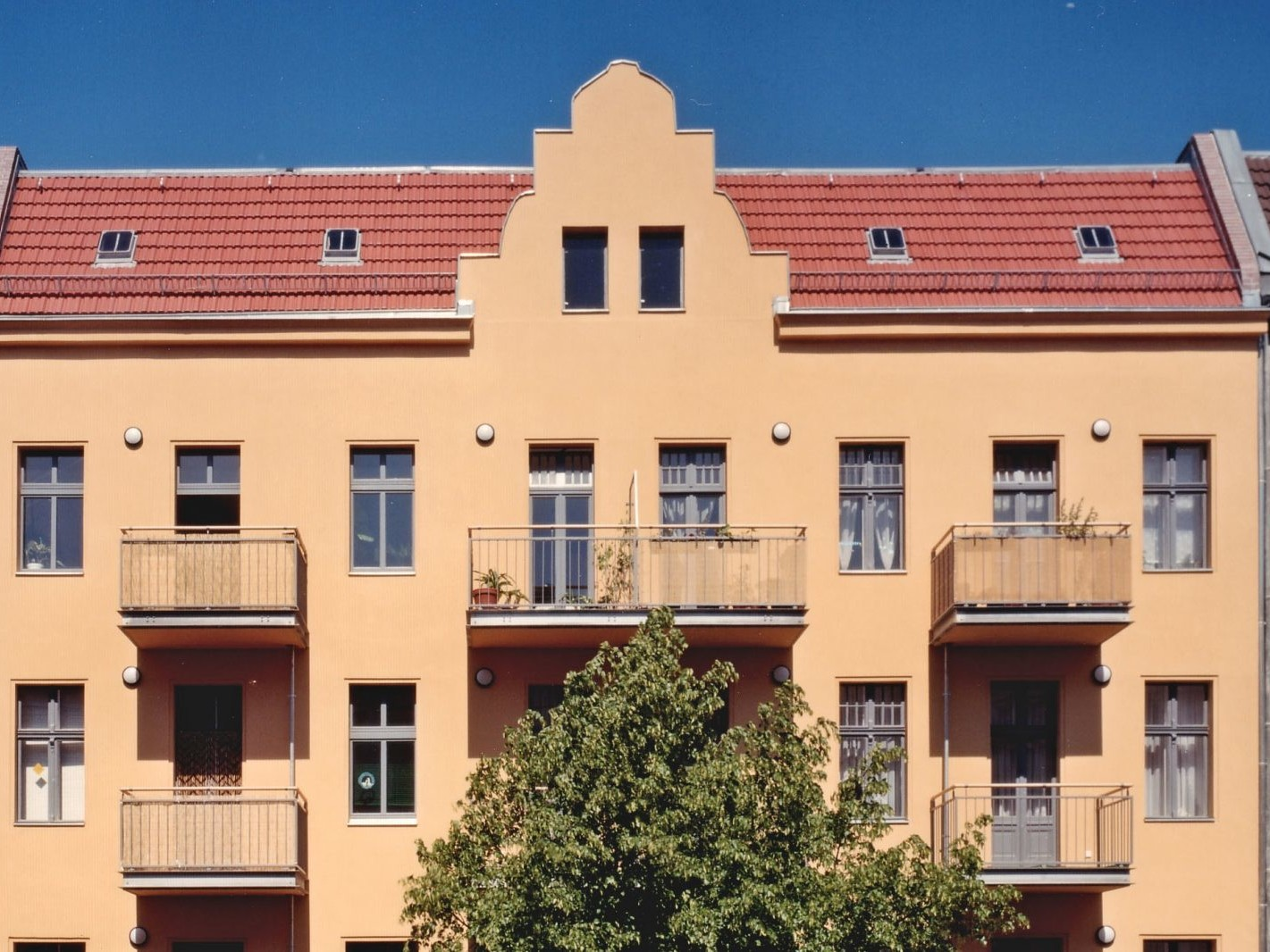 Wohn- und Geschäftshaus Prinz-Eugen-Straße 7, Berlin-Wedding