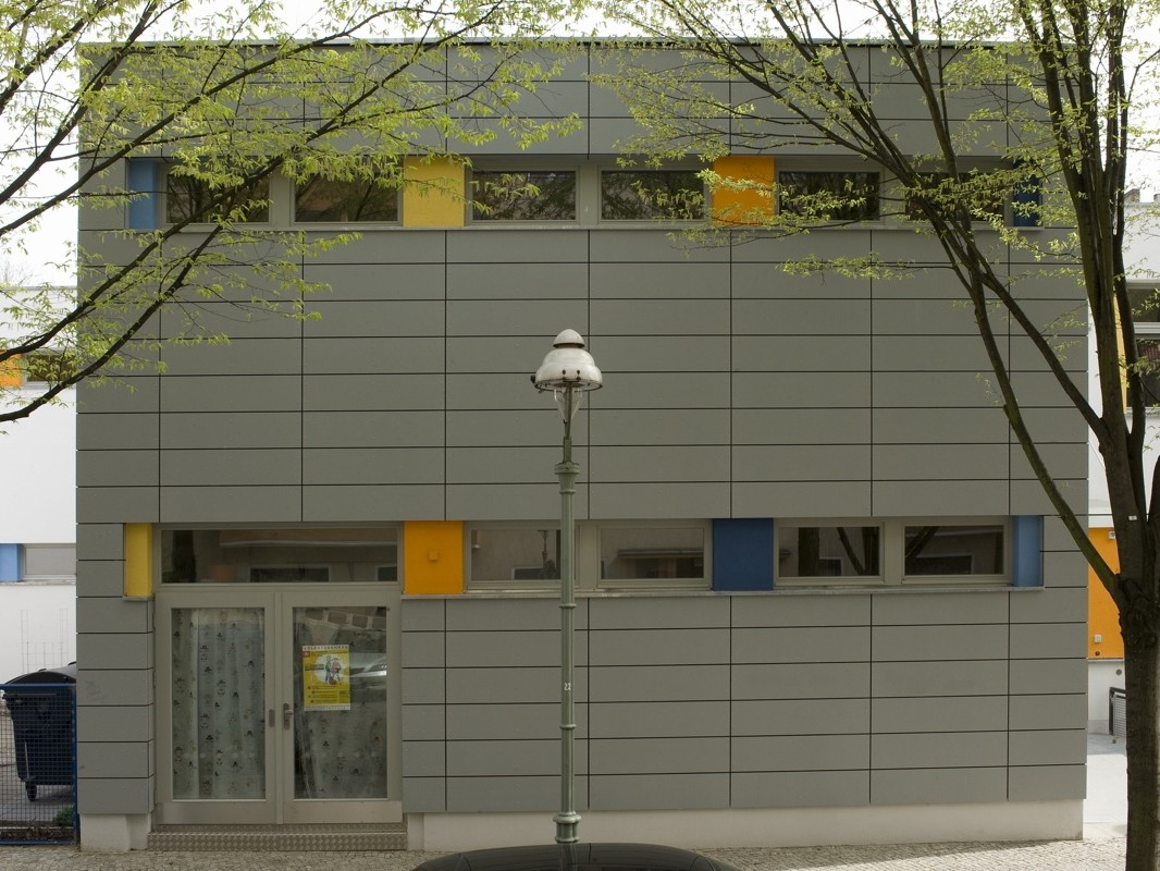 Sanierung Kita Emdener Straße (Berlin-Moabit)
