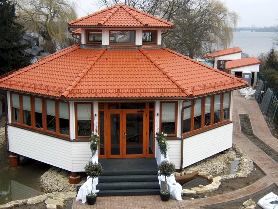 Neubau Seminarhaus Caputh (bei Potsdam)
