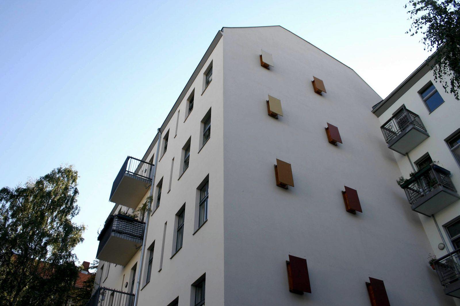 Wohn- und Geschäftshaus Groninger Straße 22, Berlin-Wedding
